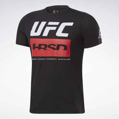 UFC FG FIGHT WEEK T BLACK