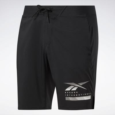 TS Epic Ltwt Short  BLACK