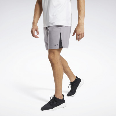 WOR WOVEN SHORT     GRAGRY